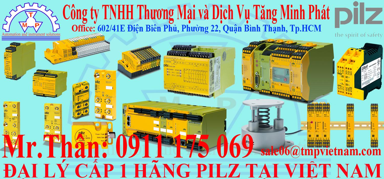 đại lý Pilz tại Việt nam